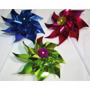 wholesale Garden Decoration & Illumination: Pinwheel XL 44x20cm plain