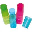 wholesale Children Dishes: Bottle 22,5x7cm, 700ml great colors