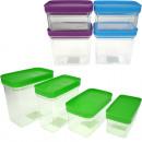 groothandel Keukengerei: Frischhaltedose 4  maten +  verschillende ...