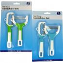 wholesale Kitchen Gadgets: Kitchens Peeler Set of 2 sorted,