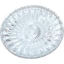 groothandel Servies: Glazen schaaltje  20cm in rang Cristal look,