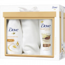Dove GP Duschbad 250ml+Lotion 400ml