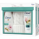 Dove GP Bodylotion 400ml + Duschbad