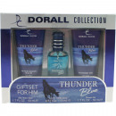 GP Dorall Thunder Blue for men 3tlg.