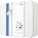 Dove GP Dusch 250ml + Deo Spray 75ml + Body Milk