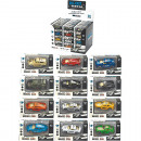 Auto Metal 5x2cm, box size 8x3x4,2cm, sort 12f.