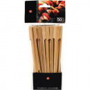 wholesale Cutlery: Skewers of bamboo  50s 20cm, extra wide grip