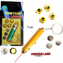 Laser Laserpointer  7cm 4 colors sort. (Category 2)