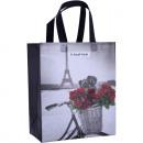 Großhandel Taschen & Reiseartikel: Tasche  Einkaufstasche PP 36 x 24,5 x 13,5cm