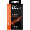 wholesale Erotic-Accessories: Condoms Best  friend with aroma 12s