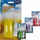 groothandel Reinigingsproducten:Lufterfrischerspray  CLEAN Kaart