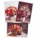 grossiste Cadeaux et papeterie: Carte de voeux en  général. avec moins 17x11,5 cm
