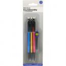 grossiste Stylos et crayons: Portemine 3 + 12 recharges 0.7mm