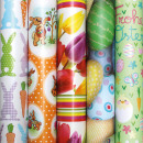 Easter / Spring gift paper roll 2mx70cm