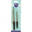 wholesale Manicure & Pedicure: Nail file sapphire  2er Elina 17 cm and 13 cm
