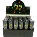 grossiste Cadeaux et papeterie: Confettis Party  Popper shooter 15cm dans l' Di