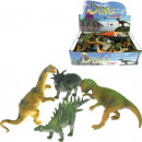 wholesale Toys: Dinosaur Figures  12/14 cm in the display