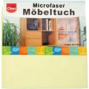 Meubles de chiffon en microfibre 30x30 cm CLEAN d&