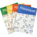 wholesale Mind Games:Puzzle set 2 set DIN A5