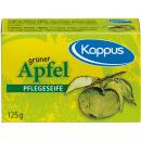 grossiste Fleurs artificielles: Savon Kappus Green  Apple 125gr. Pflegeseife
