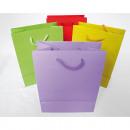 mayorista Regalos y papeleria: Bolsa de regalo  UNI tamaño mediano 23x18x10cm