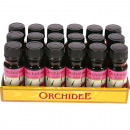 Orchid 10ml fragrance oil in glass bottle