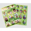 grossiste Cadeaux et papeterie: Étiquettes de  cadeau de 12er sur la carte A4