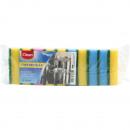 groothandel Reinigingsproducten: Schone spons voor  de keuken 10s 80x55x23mm