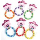 Bracelet de bijoux pour les enfants 6 couleurs tri