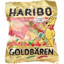 Großhandel Nahrungs- und Genussmittel: Haribo Goldbären  100 gr - Gummibärchen