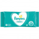 wholesale Drugstore & Beauty: Wipes Pampers Sensitive 12er