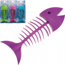 wholesale Home & Living: Soap dish fish  shape 4 assorted colors