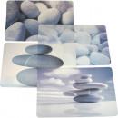 Tischset PP  Steinmotive matt, sortiert