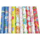 ingrosso Articoli da Regalo & Cartoleria: Regalo rotolo di  carta 2m, bambini motifs
