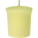 Elina nature votive scented candle Vanilla