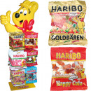Haribo 100g Mix with free stand
