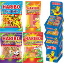 Food Haribo  150/200 g in 84er Display
