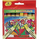 Jumbo Crayons 8-13x110mm
