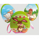 wholesale Gifts & Stationery: Easter egg in gift bag sorted,