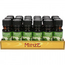 Mint 10ml fragrance oil in glass bottle