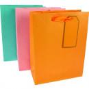 hurtownia Upominki & Artykuly papiernicze: torba prezent uni  w kolorze matowo m. Rautedesingn