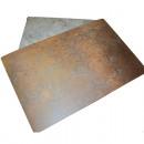 Großhandel Tischwäsche: Tischset 44x28cm  PP Steinplatten Look,