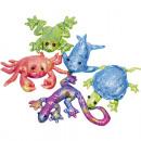groothandel Speelgoed: Animal Beeldjes XL zand gevulde 15 cm