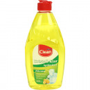 Afwasmiddel 500ml PET-fles in CLEAN citroen