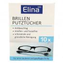 wholesale Toiletries: Brillenputztücher Elina 10 in Carton