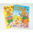 grossiste Cadeaux et papeterie: Pâques Coloring  Book A4, 48 pages à colorier