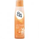 desodorante 8x4  aerosol Wildflower 150ml