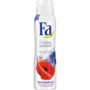 wholesale Toiletries: Fa Deospray 150ml Floral Protect Poppy &