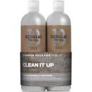 Tigi Bed Head Shampoo + Conditioner 2x750ml Clean