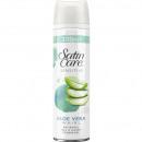 Gillette Women satin Gel Sensitive Skin 200ml